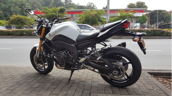 Yamaha Fz 8 Naked