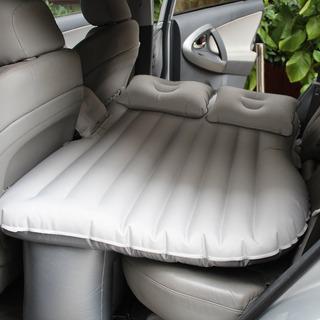 Colchón Inflable Para Auto Viaje Incluye Inflador Electrico