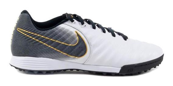 Tenis Nike - Tiempo X Legend 7 - Hombre- Blanco - Ah7243-100