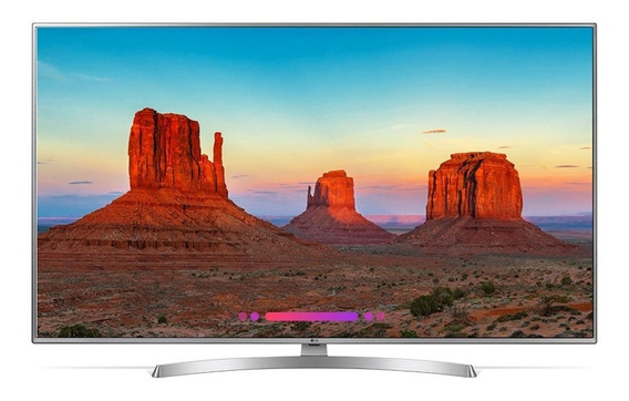 Televisor LG 65 4k Uhd 65uk6550 Smart Tv