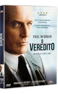 Dvd O Veredito, Paul Newman James Mason Charl.rampling 1982+