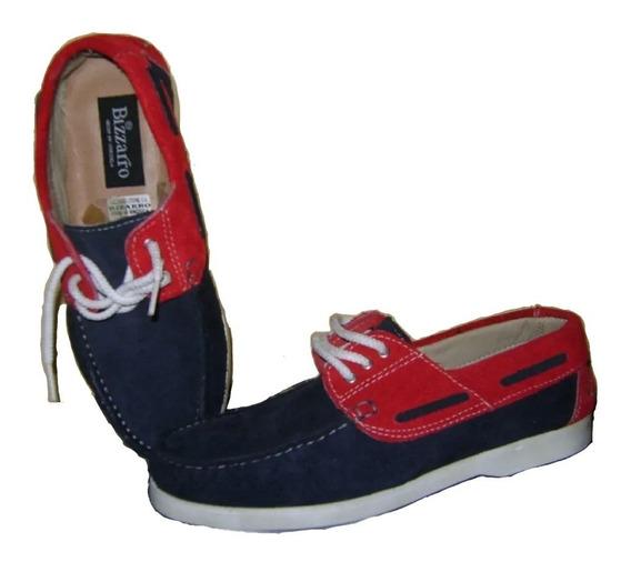 Zapatos Bizarro Mocasines Nautico