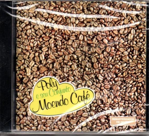 Cd Poly E Seu Conjunto - Moendo Café