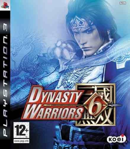 Dynasty Warriors 6 - Psn Ps3 Envio Na Hora!