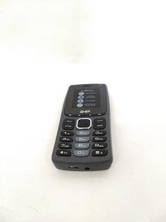 Ghia Telefono Celular Icarus 2g / Pantalla 1.77in Negro