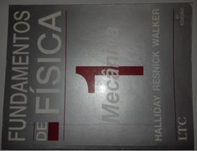 Fundamentos Da Física - Vol. 1 - Livro Físico