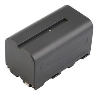 Batería F750 (para Lampara De Vídeo Led) 4400mah