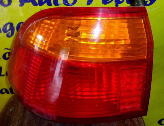 Lanterna Traseira Honda Civic Bicolor 99 00 Canto 99 2000