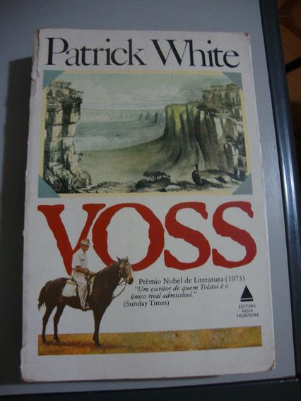 Livro Voss Prêmio Nobel De Literatura (1973) - Patrick