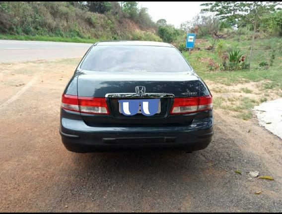 Honda 2.4 Ex 16v Gasolina