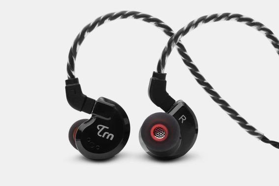 Fone Hi-fi Trn V80 (8 Drives) - Retorno / Monitor De Palco.