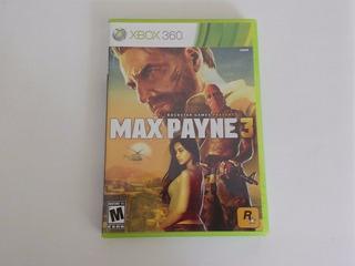 Max Payne 3 Xbox 360 En Game Reaktor