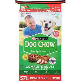 Alimento Dog Chow De 57lb Americana
