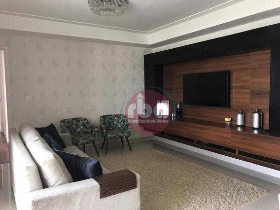 Apartamento Com 3 Dormitórios À Venda/locação , 126 M² Por R$ 875.000 - Parque Campolim - Sorocaba/sp - Ap0663