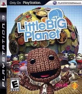 Little Big Planet Ps3 - Play Perú
