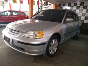 Honda Civic 1.7 Lx 16v 4p 2002