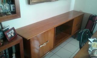Bonito Mueble Trinchador De Colección