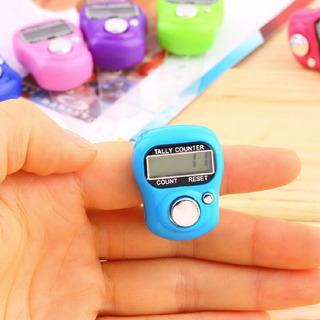 03 Pcs Mini Controlador Digital Fluxo Contador Estatístico