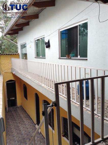 Sobrado C/03 Casas-03 Vgs -ac(250 Mil+ Parc S/ Juros ) S.b.c - 8023
