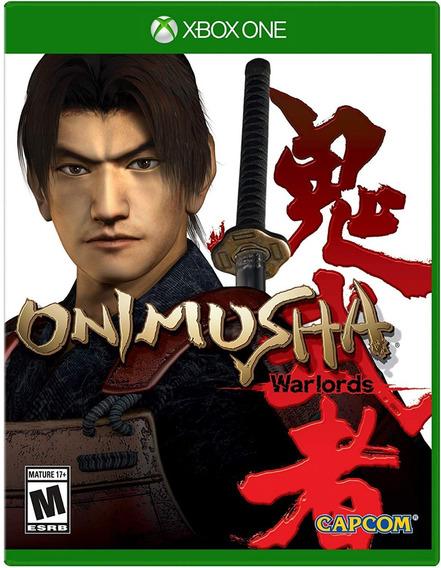 Onimusha Warlords - Xbox One - Midia Fisica! Sem Juros!