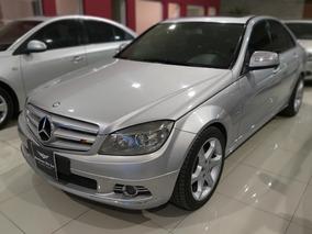 Mercedes-benz Clase C 2.1 C220 Cdi Avantgarde At 2008