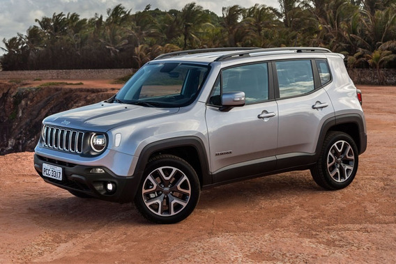 Jeep Renegade 1.8 Longitude Flex At 5p