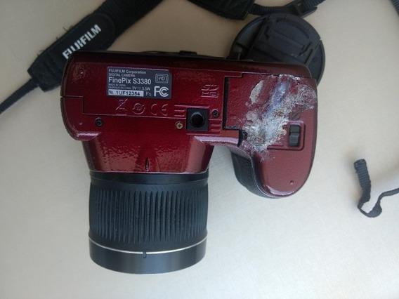 Camera Fotografica Semi Profissional Fujifilm S3380