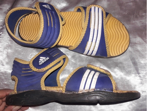 Sandalias adidas Talla 32 Usadas Planta Mide 22cm
