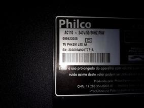 Regua De Led Tv Philco Ph42m A4