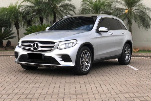 Mercedes Glc250 4matic Sport 2.0 Tb C/teto Panoramico -top
