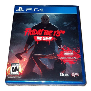 Friday The 13th: The Game Ps4 Viernes 13 (envio Gratis)