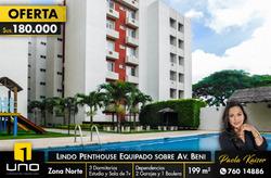 Oferta Penthouse En Venta En La Zona Norte