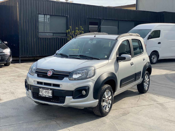 Fiat Uno 2018 5p Way L4/1.4 Man