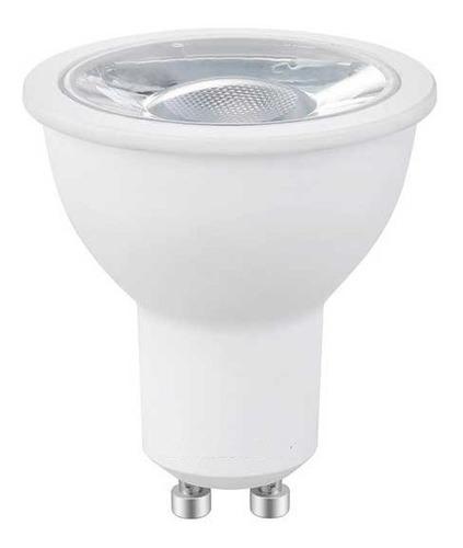 Kit 6 Lampadas Dicroicas Gu10 Led 4,8 Watts 1° Linha