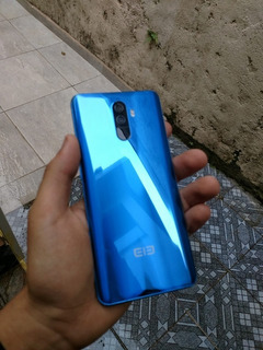 Elephone U, Tela 5.99 Infinita Amoled (curvada), 128 Gb E 6g