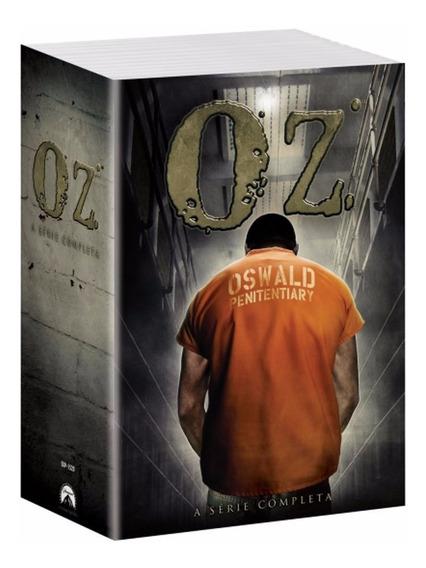 Dvd Oz Série Completa 1ª A 6ª Temporada Original ( Lacrado)