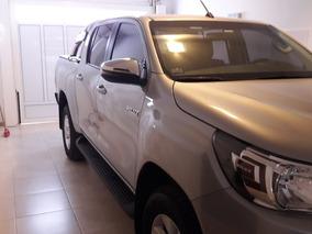 Vendo Toyota Hilux 2018 Impecable!!!!