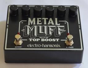 Metal Muff Electro Harmonix Importador Oficial Com Nota