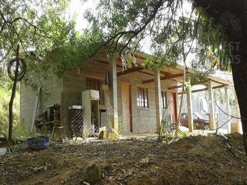 Cód 2601 - Chácara Bem Localizada  Com Linda Vista Dos Arred - 2601