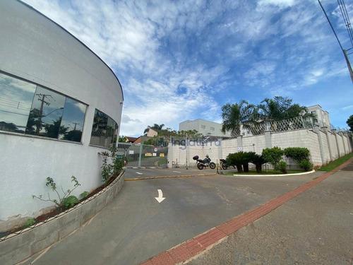 Imagem 1 de 12 de Apartamento Para Alugar, 46 M² Por R$ 500,00/mês - Jardim Roma - Londrina/pr - Ap1860