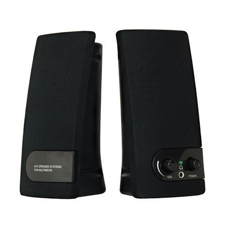 Caixa De Som Sp-202 Bk - Coletek