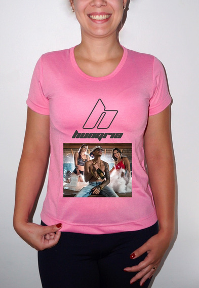 Camiseta Ou Baby Look Hungria