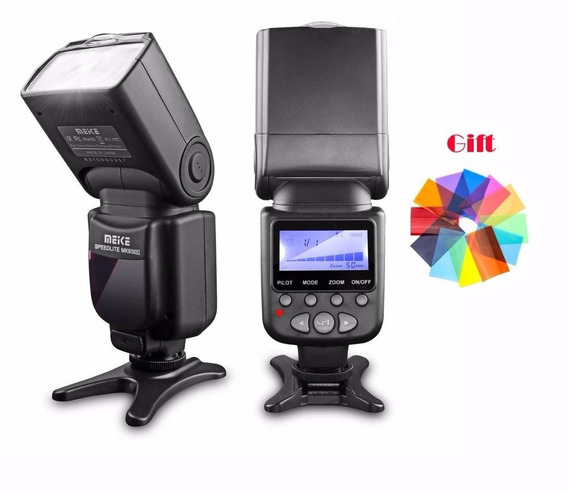 Flash Meike Mk-930 Il - Speedlight Universal Para Dslr