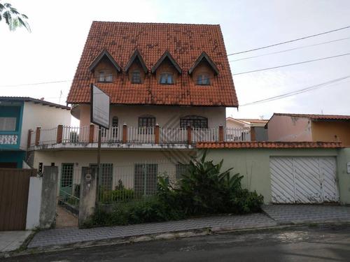 Sobrado Com 4 Dormitórios, 354 M² - Venda Por R$ 570.000,00 Ou Aluguel Por R$ 2.200,00/mês - Jardim Morumbi - Sorocaba/sp - So3921