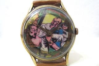 Reloj De Pulsera De Hombre Larex Funcionando Ey108