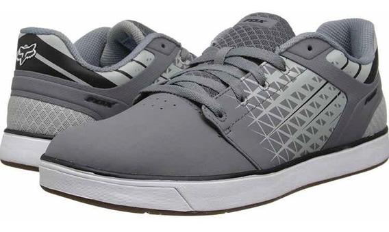 Tenis Fox Motion Scrub Grey White