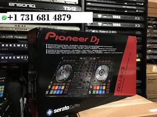Pioneer Dj Ddj-sx3 Serato Dj Pro Controller Mixer