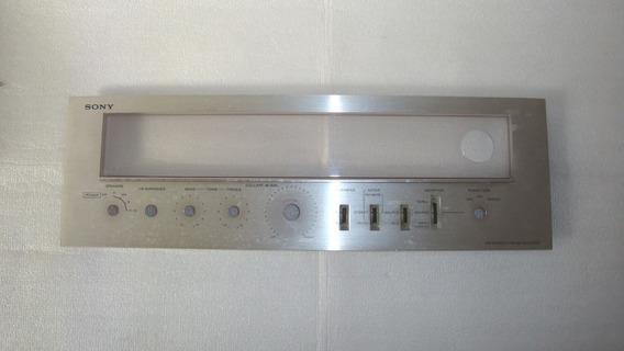 Frente Receiver Syst Bx-1000 Sony - Usado No Estado C Marcas