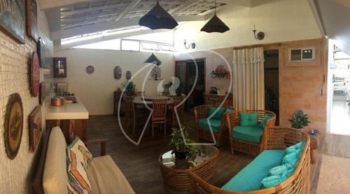 Imagem 1 de 12 de Casa Com 3 Suítes À Venda, 129 M² Por R$ 540.000 - Centro - Eusébio/ce - Ca0356