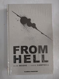 From Hell Novela Gráfica Edición Planeta